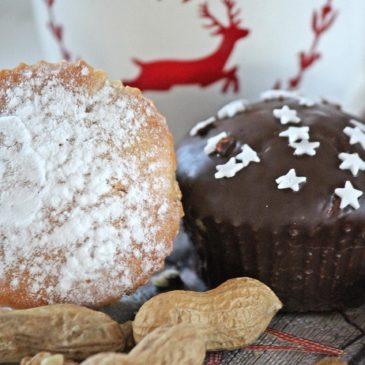 Weihnachtsmuffins, Muffins