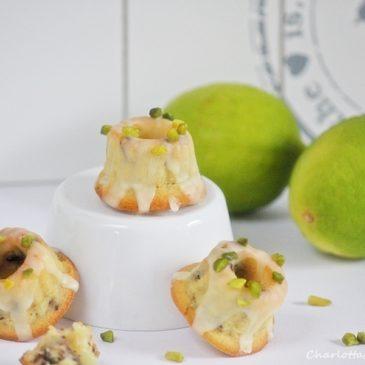 Limoncello-Gugel (schmeckt schon nach Frühling)