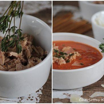 Spagetthi-a-la-tonno (Thunfischsauce schnell und lecker)