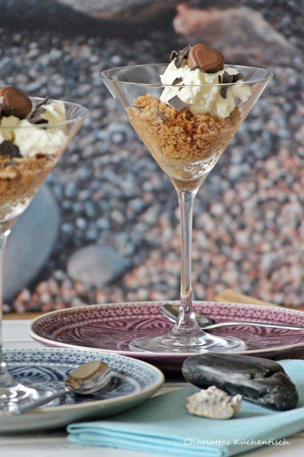 Espresso-Granita, Dessert, Eisdessert, Buchrezension, BLV-Verlag, Frozen-Sweets, Rezept