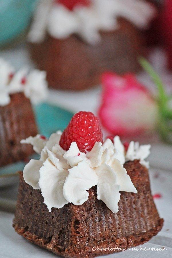 Orangen-Cupcake, Cupcakes, Muffin, Backen, Rezept, Frosting, Himbeerfrosting, Muttertag