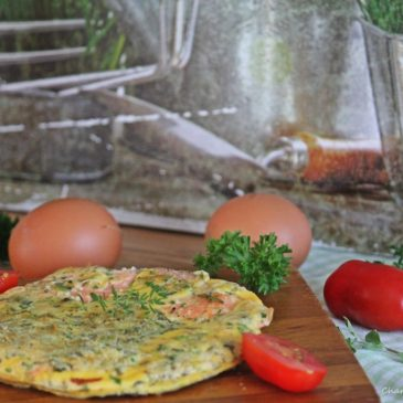 Lachstortilla, Lachs, Frühstück, Eierspeise, Eier, lecker