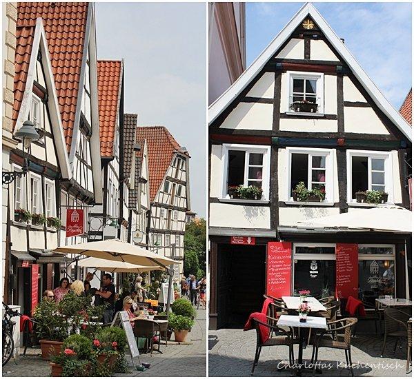 Soest, Altstadt, Wall,