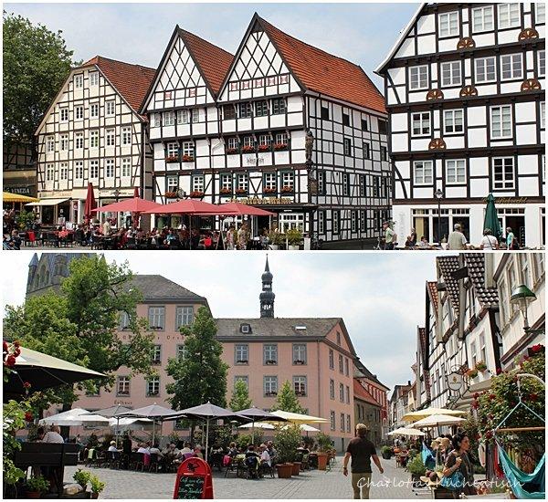 Soest, Altstadt, Markt, Wall, historische Altstadt