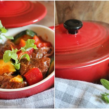 Ungarisch Gulasch, Kochen, Rezept, lecker, Gulaschtopf Ungarische Art