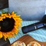 Schinken-Blätterteigschnecken, Rezept, lecker, Fingerfood