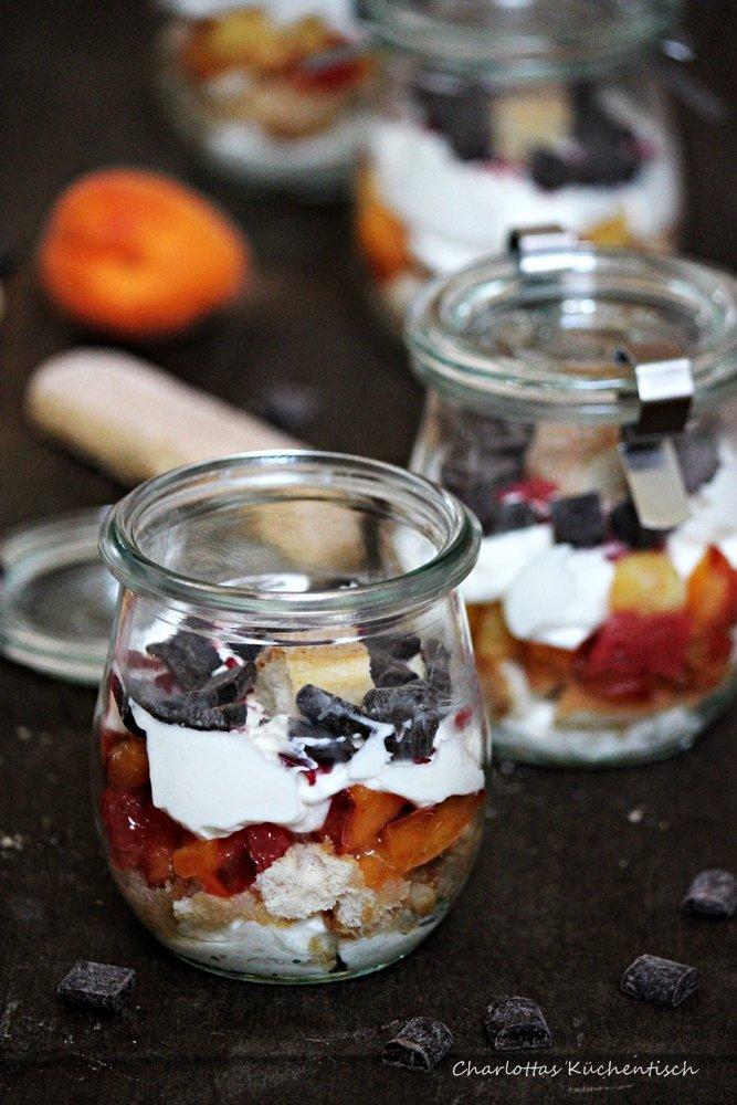 Degustabox, Dessert, Früchtetraum, Quarkmousse, Grapefruit, Ananas, lecker, Rezept, Früchtetraum mit Quarkmousse