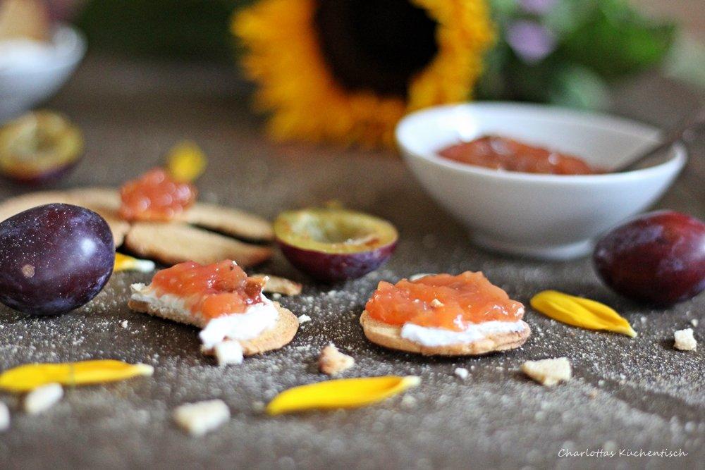 Pflaumen-Ananas-Marmelade 6