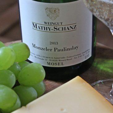 Gemütlicher Abend, guter Wein