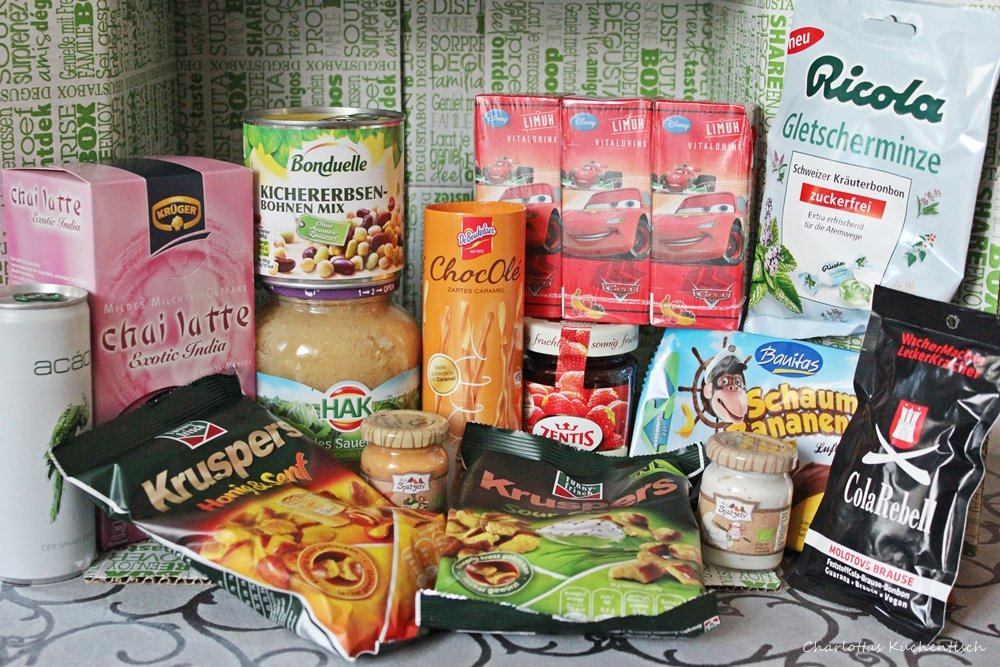 Degustabox September 2015, Sauerkraut-Kichererbsen-Suppe