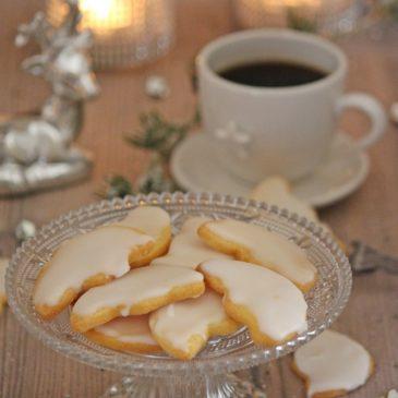 Englische Halbmond-Kekse