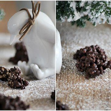 Schokoladencrunchies