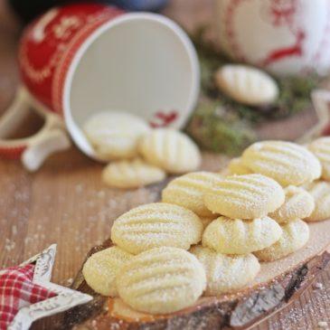Schneeflöckchen, Weihnachtsbäckerei, Weihanchten