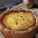Apfel-Schmandkuchen, Apfel-Schmand-Kuchen, Apfelschmandkuchen, Apfelkuchen, Schmandkuchen