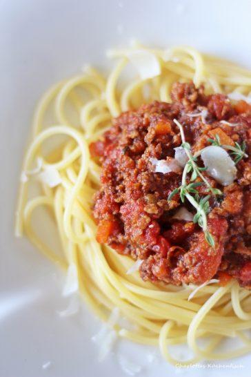 Bolognese, Bolognese Sauce, Spaghetti Bolognese, Degustabox