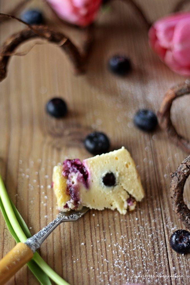 Heidelbeer-Marzipan-Käsekuchen, Käsekuchen, cheesecake, Marzipankäsekuchen, Heidelbeerkäsekuchen, Backen, Marzipan, Käsekuchenliebe