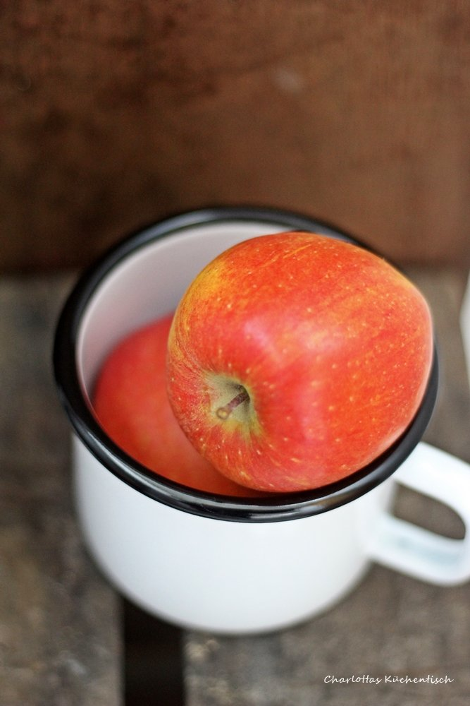 Heidelbeer Apfel Tarte, Blätterteig, Blätterteigtarte, Äpfel, Heidelbeeren, Tarte, Dessert, Kuchen, schnelles Dessert
