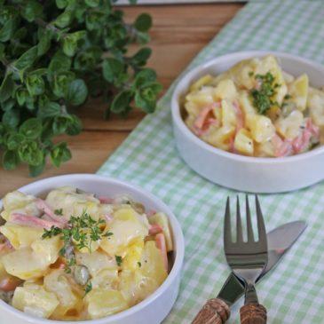Kartoffelsalat ganz klassisch