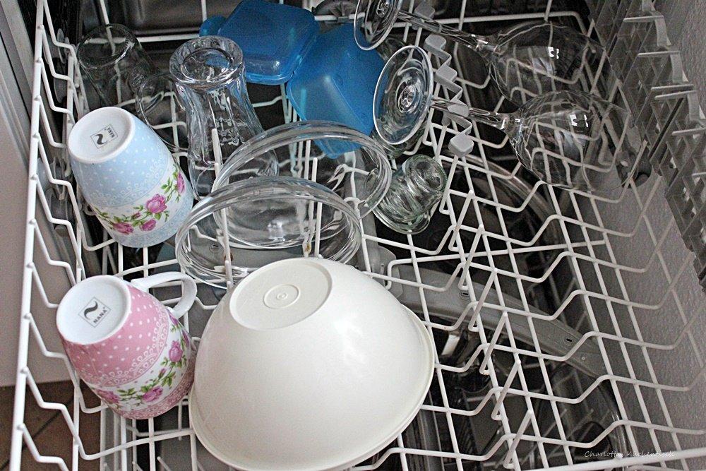Geschirr spülen, 12 von 12, 12von12