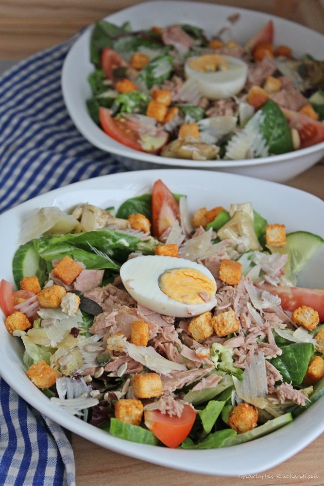 Salat, 12 von 12, 12v12