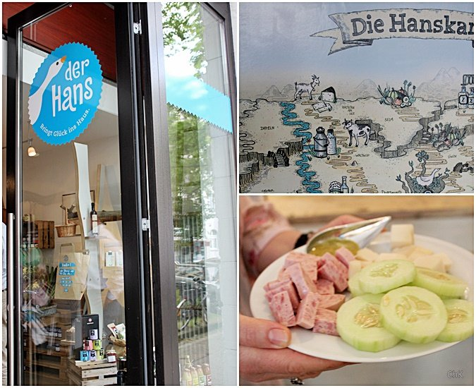 Eat-the-World Tour im Kaiserviertel Dortmund, Hanskarte
