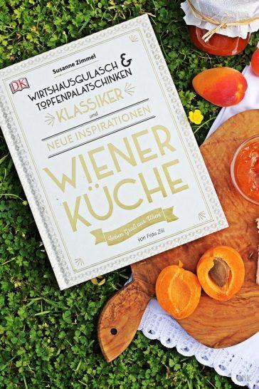 Marillenmarmelade, Aprikosenmarmelade, Marmelade einkochen, Buchrezension, Wiener Küche