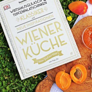 Marillenmarmelade aus der Wiener Küche und eine Buchrezension
