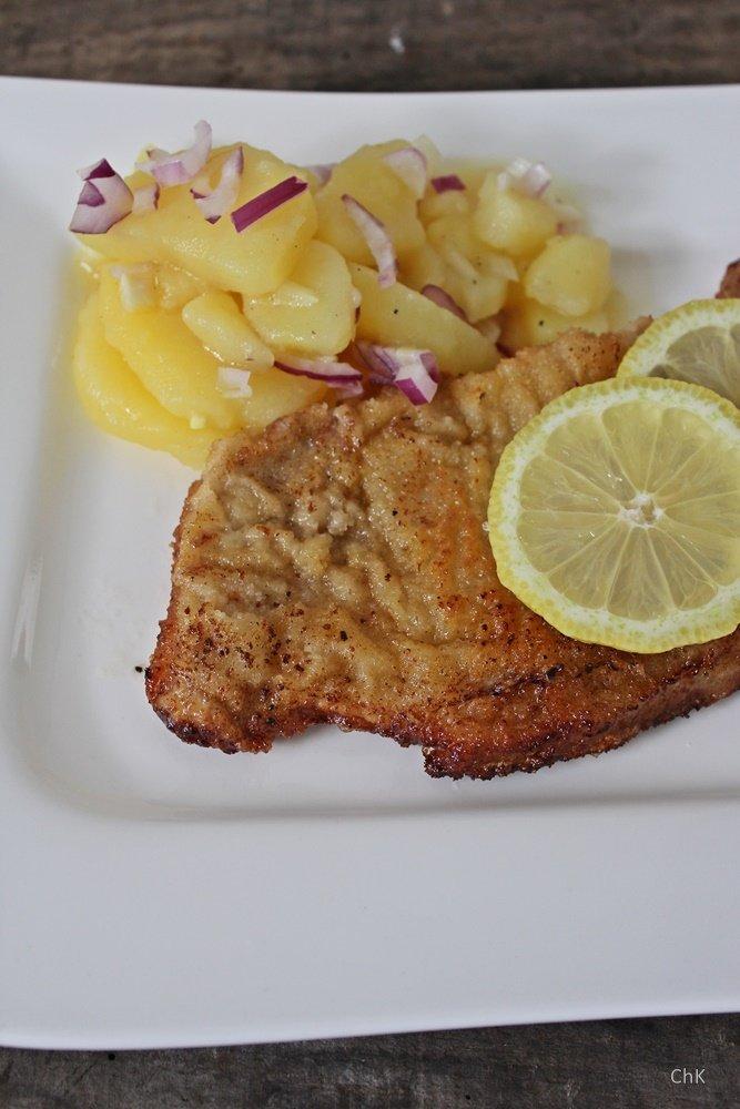 Wiener Schnitzel, Erdäpfelsalat, Marillenmarmelade, Aprikosenmarmelade, Marmelade einkochen, Buchrezension, Wiener Küche