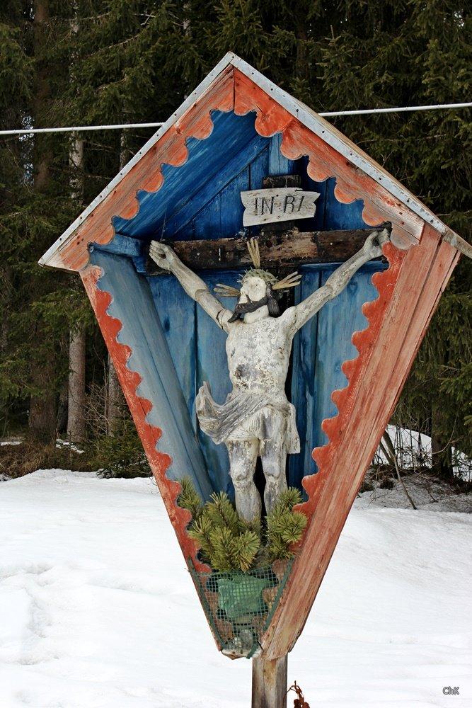 Kreuz Ridnauntal