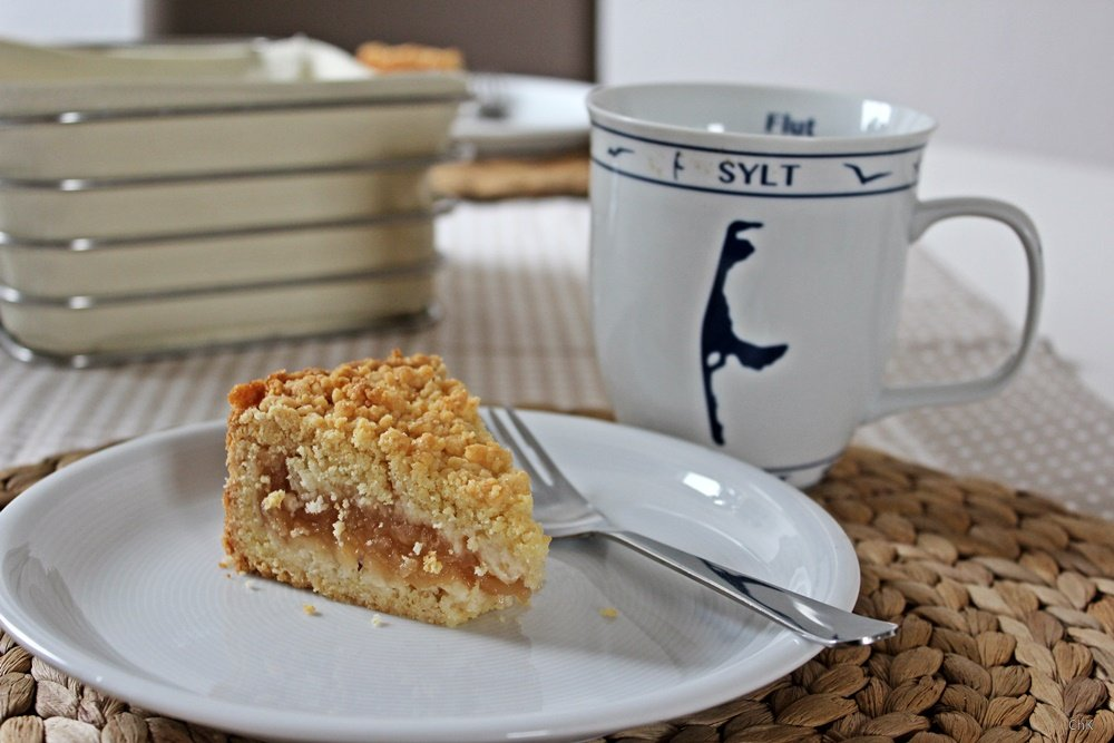 Apfelmus Streuselkuchen, 12 von 12