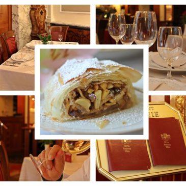 Ein Apfelstrudel, ein Film und eine köstliche Schmankerl-Reise durch die Alt-Wiener Küche