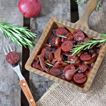 Chorizo in Rotwein – Tapas-Ideen für einen spanischen Abend