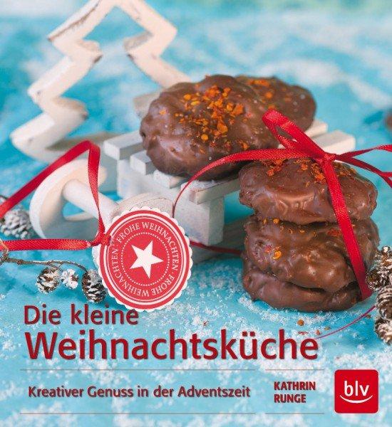Blogevent, Weihnachten ist überall, Stutenkerl, Charlottas Küchentisch, Gewinne, BLV Verlag, Die kleine Weihnachtsküche