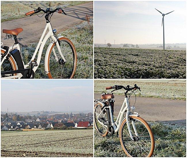 12 von 12, Blogevent, Fahrradtour