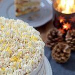 Blogevent, Weihnachten ist überall, Bratapfel-Torte, Weihnachten, Gastbeitrag