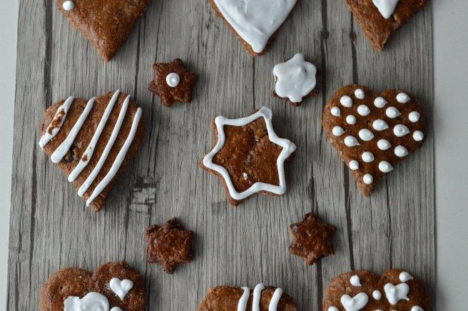 Lebkuchen, Rezept, Weihnachten ist überall, Blogevent