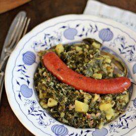 Grünkohleintopf – herzhafte Winterküche