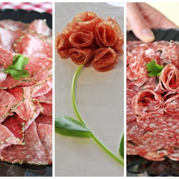 Meat Lovers, Blogger-Cafe by Seidl, Salami, Aoste, Schinken, Blogevent