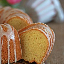 Vanille Eierlikör Kuchen