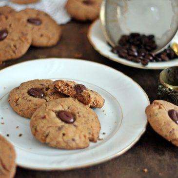 Kaffeecookies, Cookies, Backen, Rezept, Mokkabohne