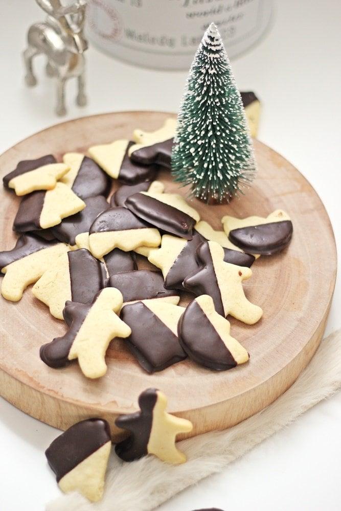 Einfache Leckere Weihnachtsplätzchen.Schnelle Weihnachtsplätzchen Aber Die Leckersten Charlottas