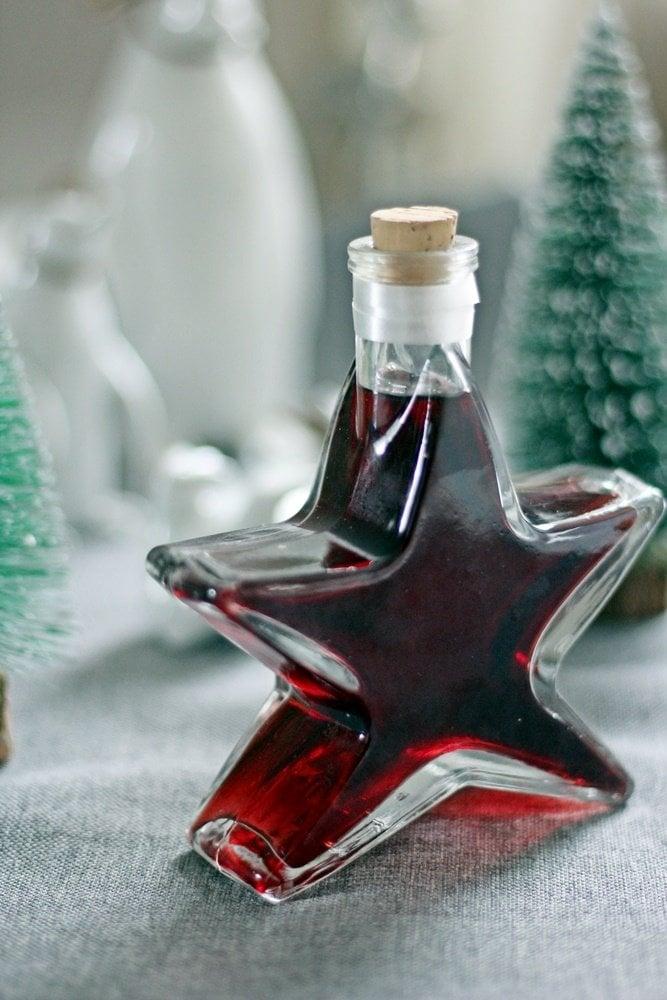 Kaffee-Rotwein-Likör, Geschenke aus der Küche, Likör, Rezept
