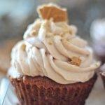 Spekulatius Espresso Muffins, Weihnachten, lecker
