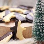 Schnelle Weihnachtsplätzchen, lecker, Ausrollen