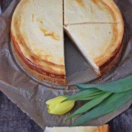 Weltbester gebackener Käsekuchen – ein Familienrezept
