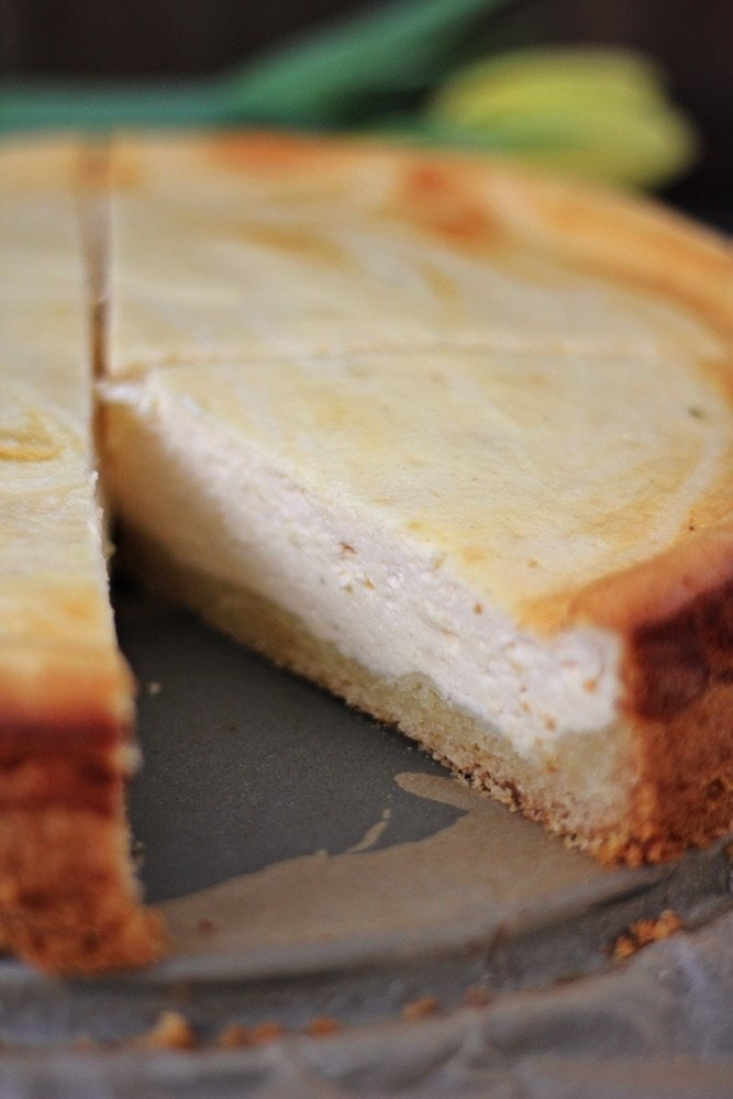 Weltbester gebackener Käsekuchen, Familienrezept, Käsekuchen,